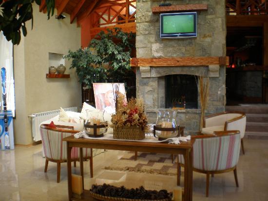 Hosteria La Comarca : Hall de recepción