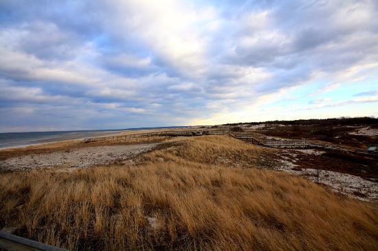 Ipswich, Μασαχουσέτη: Crane beach