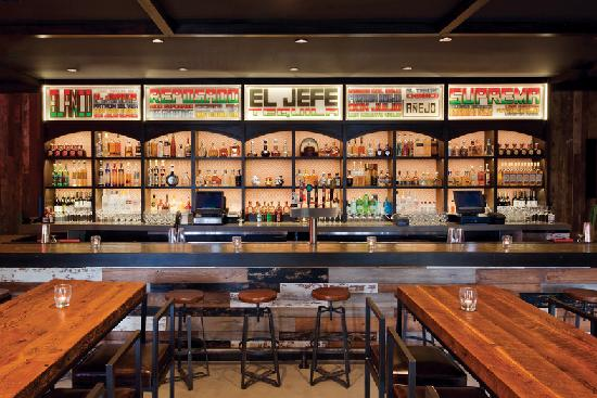 The Saguaro Palm Springs: El Jefe Lounge