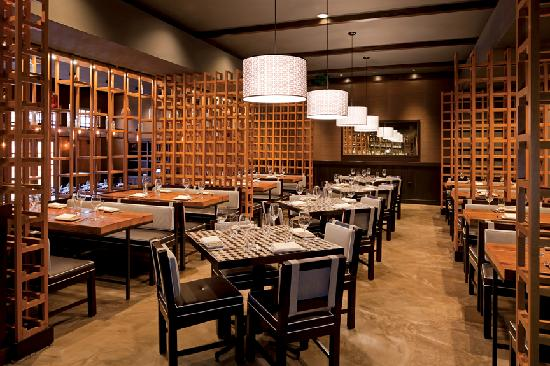 The Saguaro Palm Springs: Tinto Restaurant