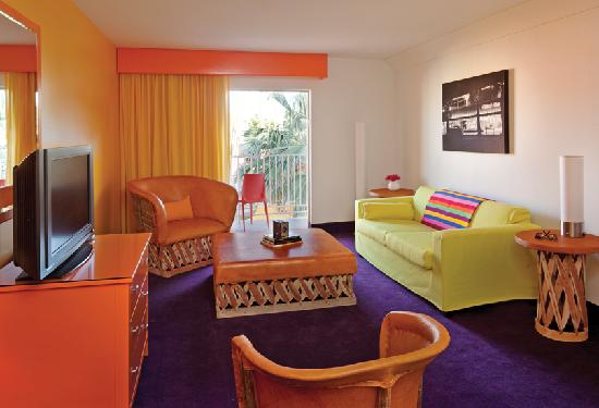 The Saguaro Palm Springs: Saguaro Guestroom Suite