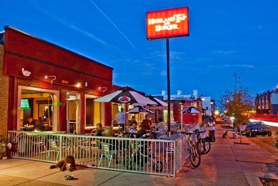 Highland Tap Burger Denver Menu Prices Restaurant