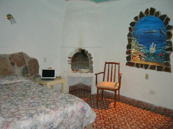 "Hotel Serenidad: The room ""Santa Rosalía"""