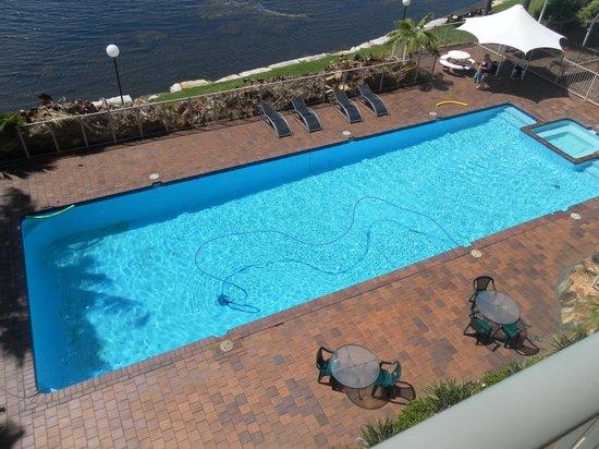 The Beachcomber Hotel : Pool