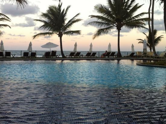 Nannai Resort & Spa: fim de tarde no nannai