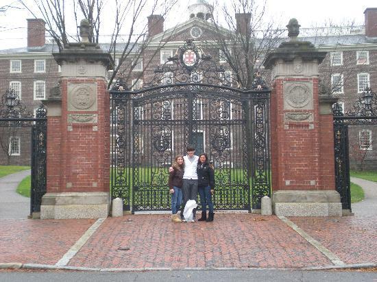 Brown University: Van Wickle Gates