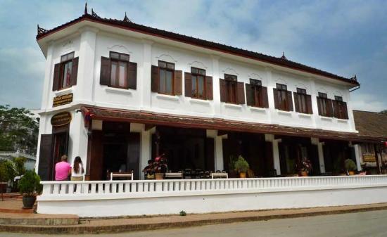Saynamkhan Hotel: Hotel