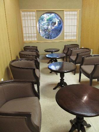 Kannawaen : 神和苑 玄関