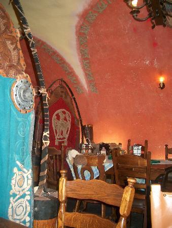 Staroslovenska Krcma: Inside the restaurant