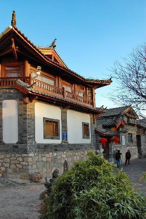 Zen Garden Hotel (Wuyi Yard): ZenGardenHotel_WuyiYardEntrance
