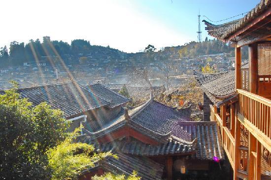 Zen Garden Hotel (Wuyi Yard): ZenGardenHotel_WY_ViewUpperfloor