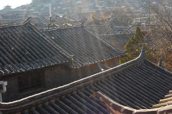 Zen Garden Hotel (Wuyi Yard): ZenGardenHotel_WY_Roofs