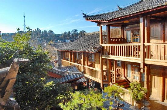 Zen Garden Hotel (Wuyi Yard): ZenGardenHotel_WY-_balconies