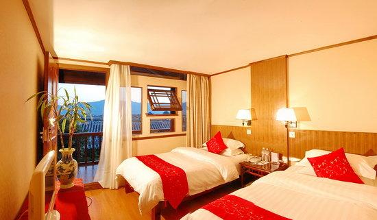 โรงแรมเซ็นการ์เดนวูยียาร์ด: ZenGardenHotel_WY_StandardRoom