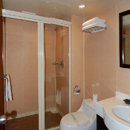 Zen Garden Hotel (Wuyi Yard): ZengardenHotel_WY_bathroom