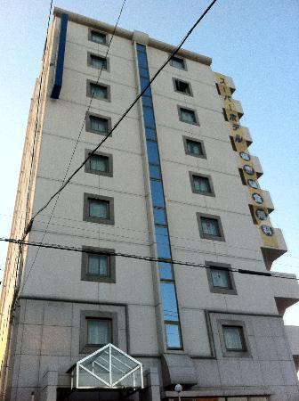 Super Hotel Anjo Ekimae: 外観