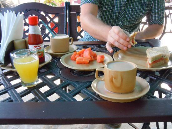 Midland Hotel: Breakfast