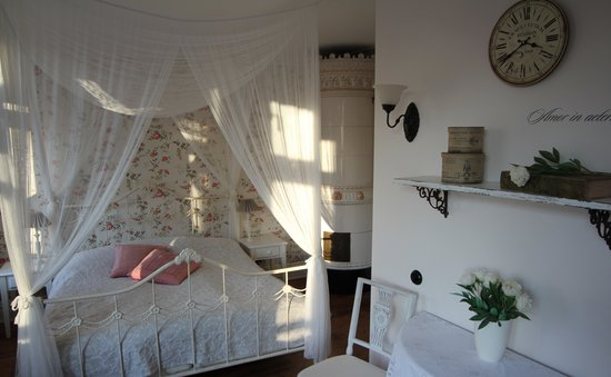 Okens Bed & Breakfast: Romantic rooms...