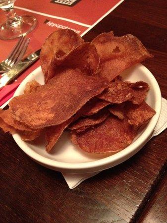 Hippopotamus Le Chesnay : chip's cramées...
