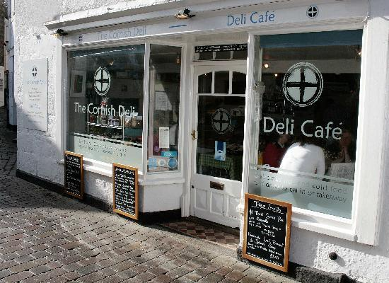 Welcome to the Cornish Deli