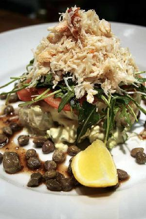 The Cornish Deli: Handpicked Cornish Crab and New Potato Salad