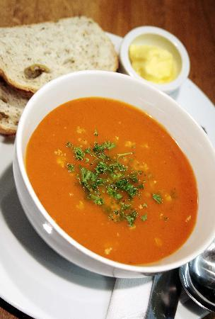 The Cornish Deli: Homemade Soups served every day
