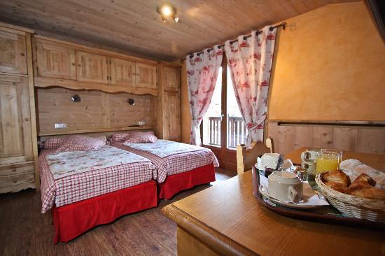 Hotel Alpen Roc: photos de nos chambres