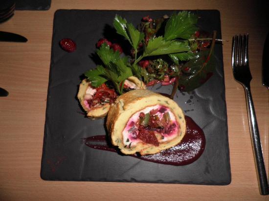 Green Olive Restaurant : veggie delight