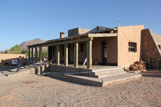 Hosteria De Altura El Penon: L'hosteria