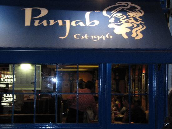 Punjab Indian Restaurant London