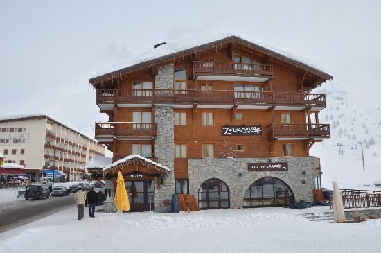 Levanna: L'hôtel