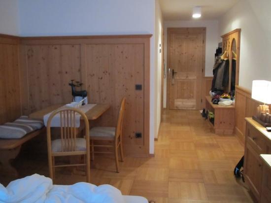 Residence Villa Al Sole : dining area