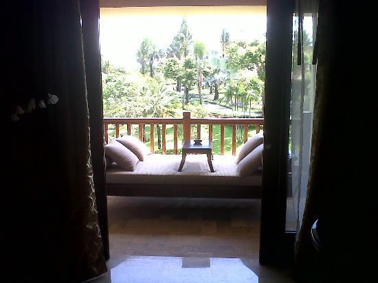 AYANA Resort and Spa Bali: The view from the room
