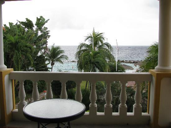 Avila Beach Hotel: Balkon