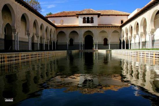 Palais de El Machwer Tlemcen