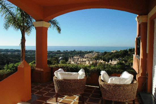 The Marbella Heights Boutique Hotel: General View