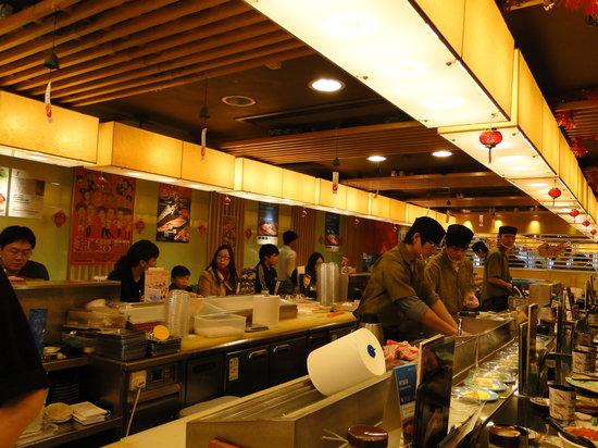 Itamae Sushi, Hongkong - Shop Nos 1-3 24-26 East Point Road Causeway ...