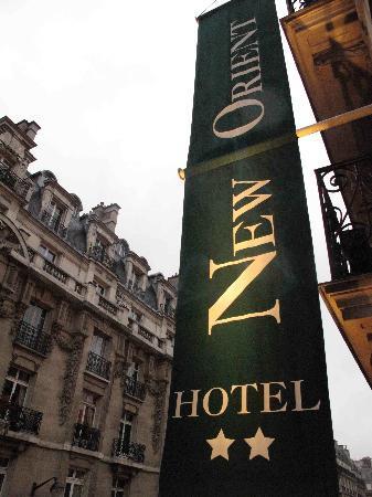 New Orient Hôtel : New Orient Hotel banner