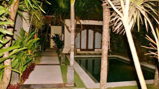 Pat-Mase, Villas at Jimbaran : Villa 3 chambres