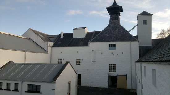 Dallas Dhu Whisky Distillery