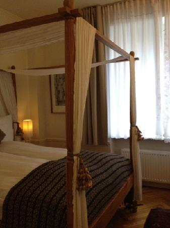 Bertrams Guldsmeden - Copenhagen: our room 109