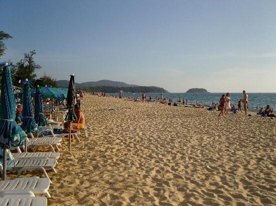 Simplitel Hotel: пляж
