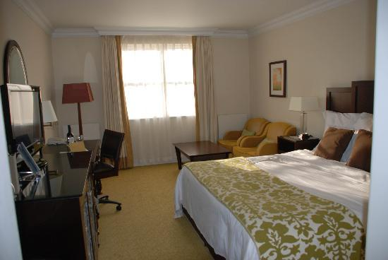 Sprowston Manor Marriott Hotel & Country Club: The room