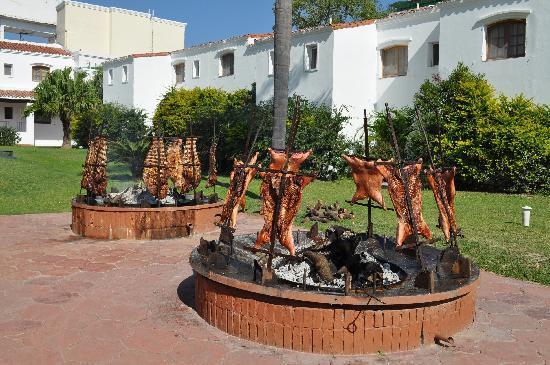 Los Pinos Resort & Spa Termal: sabado