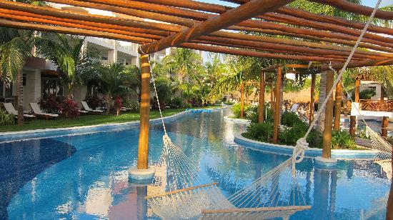 Excellence Playa Mujeres: One of many pools