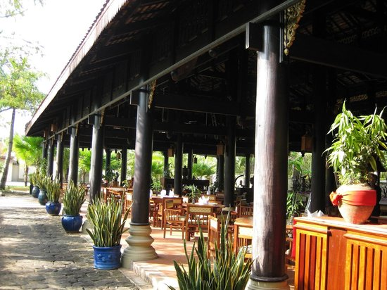 La Tradition D'Angkor Boutique Resort: Restaurant