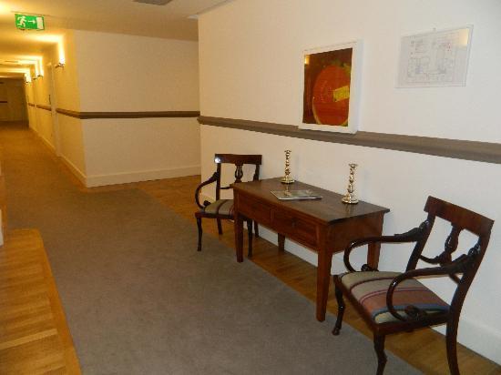 Hotel Principe di Villafranca: couloir