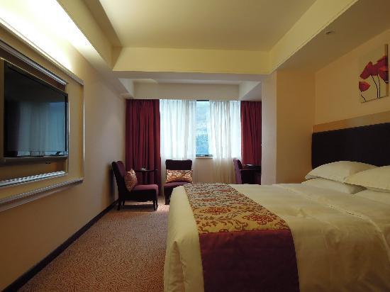 Casa Real Hotel : 客室
