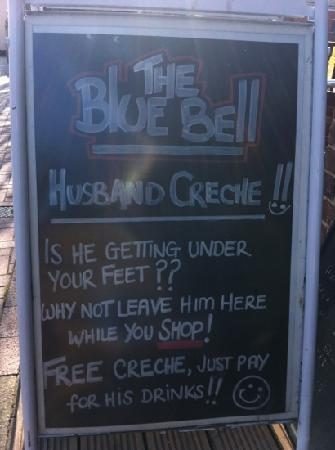 Blue Bell Inn: I can't agree more! Sad times