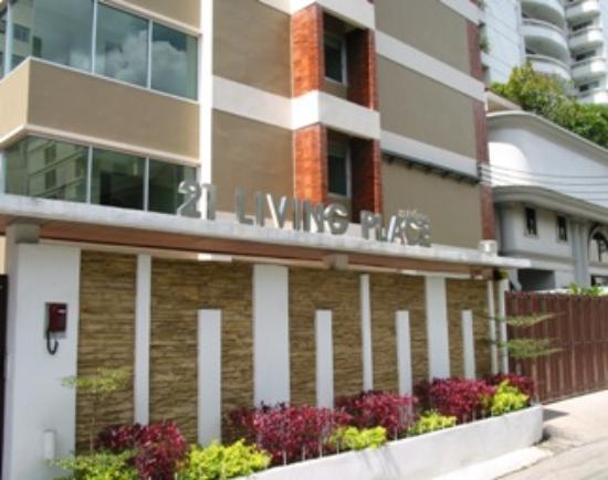 21 Living Place : Entrance